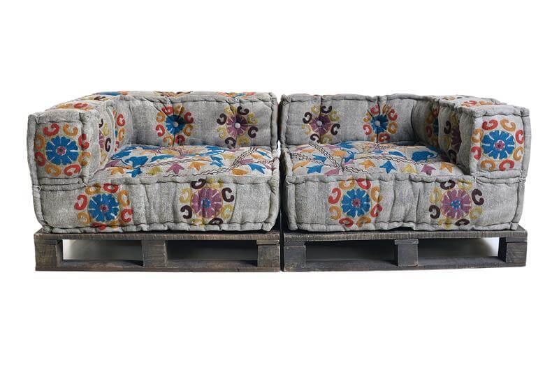 COUCHES Palettenbasis für Sofa » INTERIORstore.de